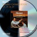 PIANO CONCERTOS NO.21&23 W/ALFRED BRENDEL, A.S.M.I.F., MARRINER