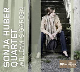 WILLIAM'S GARDEN SONJA HUBERQUARTET, CD