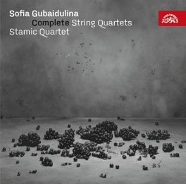 COMPLETE STRING QUARTETS STAMIC QUARTET S. GUBAIDULINA, CD