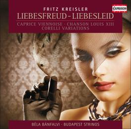 LIEBESFREUD-LIEBESLEID BUDAPEST STRINGS/BANFALVI F. KREISLER, CD