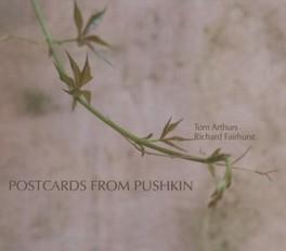 POSTCARD FROM PUSHKIN ARTHURS, TOM & RICHARD FA, CD
