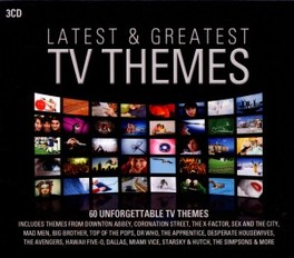 LATEST & GREATEST TV.. .. THEMES V/A, CD