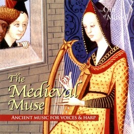 MEDIEVAL MUSE SERENDIPITY, CD