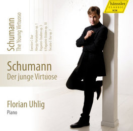 COMPLETE PIANO WORKS VOL. FLORIAN UHLIG R. SCHUMANN, CD