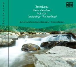 MA VLAST SLOVAK S.P.O./SEIFRIED B. SMETANA, CD