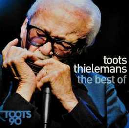 TOOTS 90 -THE BEST OF TOOTS THIELEMANS, CD