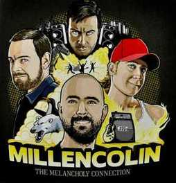 MELANCHOLY.. -CD+DVD- .. CONNECTION / B-SIDES COLLECTION / DVD IS DOCUMENTARY MILLENCOLIN, CD