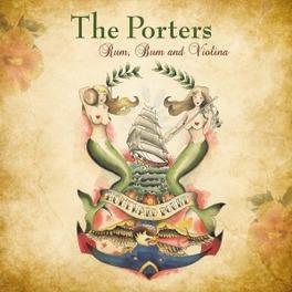 RUM BUM & VIOLINA PORTERS, CD