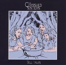 TELL TALES ON WHITE VINYL W/DOWNLOAD CODE CORNSHED SISTERS, Vinyl LP