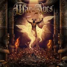 RETURN TO LIFE WAR OF AGES, CD