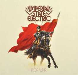 POP WAR IMPERIAL STATE ELECTRIC, CD