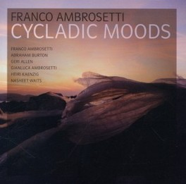 CYCLADIC MOODS FRANCO AMBROSETTI, CD