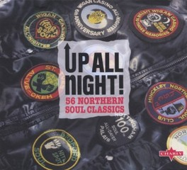 UP ALL NIGHT! 56 NORTHERN SOUL CLASSICS V/A, CD