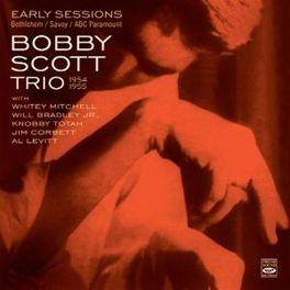 EARLY SESSIONS 1954-1955 (BETHLEHEM / SAVOY / ABC PARAMOUNT) BOBBY SCOTT, CD