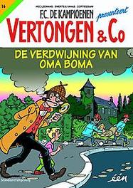 De verdwijning van Oma Boma VERTONGEN & CO, Hec Leemans, Paperback