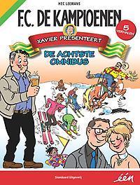KAMPIOENEN SPECIAL 08. XAVIER PRESENTEERT de achtste omnibus, Leemans, Hec, Paperback