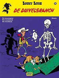 LUCKY LUKE 58. DE DUIVELSRANCH LUCKY LUKE, Léturgie, Jean, Paperback