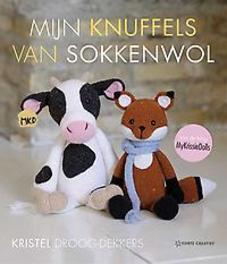 Mijn knuffels van sokkenwol. van de website MyKrissieDolls, Droog-Dekkers, Kristel, Paperback