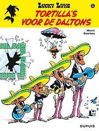 LUCKY LUKE 31. TORTILLAS VOOR DE DALTONS LUCKY LUKE, Goscinny, René, Paperback