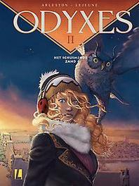 Odyxes tweede boek - Woestijnschuim, Arleston, Paperback