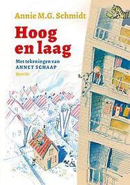 Hoog en laag tijgerlezen, Schmidt, Annie M.G., Hardcover