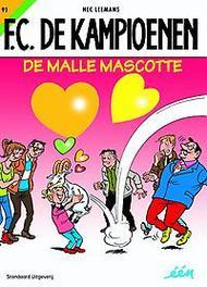 De malle mascotte KAMPIOENEN, Leemans, Hec, Paperback