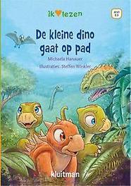 De kleine Dino gaat op pad Michaela Hanauer, Hardcover