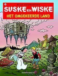 Het omgekeerde land SUSKE EN WISKE, Vandersteen, Willy, Paperback