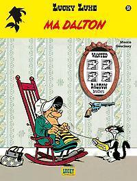 LUCKY LUKE 38. MA DALTON LUCKY LUKE, Goscinny, René, Paperback