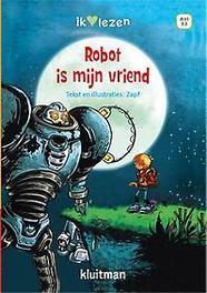 Robot is mijn vriend Zapf, Hardcover