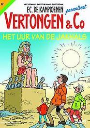 VERTONGEN & CO 17. HET UUR VAN DE JAKHALS. VERTONGEN & CO, Hec Leemans, Paperback