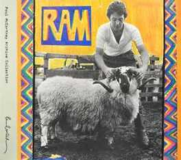 RAM -SPEC- PAUL MCCARTNEY, CD
