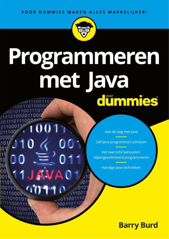 Programmeren met Java voor dummies. Burd, Barry, Paperback