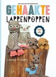 Gehaakte lappenpoppen 2 Sascha Blase-van Wagtendonk