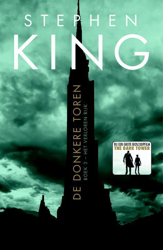 De Donkere Toren 3: Het verloren rijk. King, Stephen, Paperback