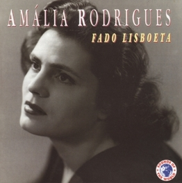 FADO LISBOETA Audio CD, AMALIA RODRIGUES, CD