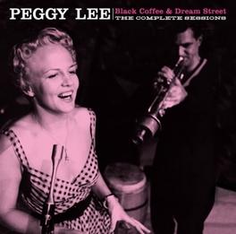 BLACK COFFEE & DREAM.. .. STREET Audio CD, PEGGY LEE, CD