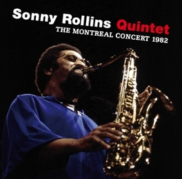 MONTREAL 1982 Audio CD, SONNY ROLLINS, CD