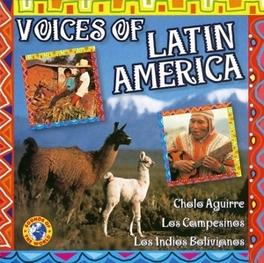 VOICES OF LATIN AMERICA W/GUANTANAMERA/LA BAMBA/LA CUCARACHA Audio CD, V/A, CD