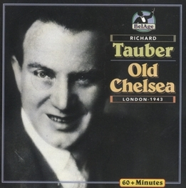 OLD CHELSEA BBC ORCH./SERGE KRISCH REC. MAY 1943 Audio CD, RICHARD TAUBER, CD