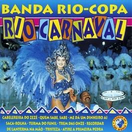 RIO CARNAVAL Audio CD, BANDA RIO COPA, CD