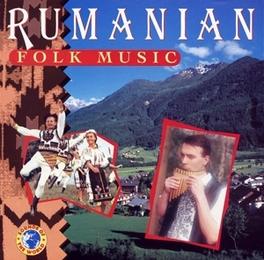 RUMANIAN FOLK MUSIC Audio CD, V/A, CD