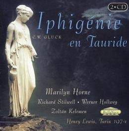 IPHIGENIE EN TAURIDE W/MARILYN HORNE, RICHARD STILWELL, RAI TORINO, H.LEWIS Audio CD, C.W. GLUCK, CD