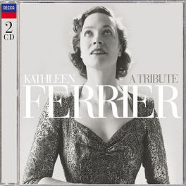 TRIBUTE WORKS OF GLUCK/HANDEL/SCHUBERT/MENDELSSOHN/STANFORD/ Audio CD, FERRIER, KATHLEEN.=TRIBUT, CD