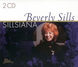 SILLSIANA Audio CD, BEVERLY SILLS, CD