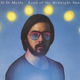 LAND OF THE MIDNIGHT SUN *DEBUT FT. STEVE GADD/JACO PASTORIUS/CHICK COREA A.O.* AL DI MEOLA, CD
