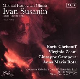 IVAN SUSANIN ORCH.SINF.MILANO DELLA RAI/ALFREDO SIMONETTO Audio CD, M.I. GLINKA, CD