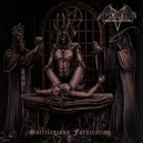 SACRILEGIOUS FORNICATION CULT ITALIAN BLACK DEATH METAL SINCE 1989