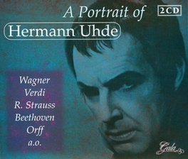 PORTRAIT OF Audio CD, H. UHDE, CD