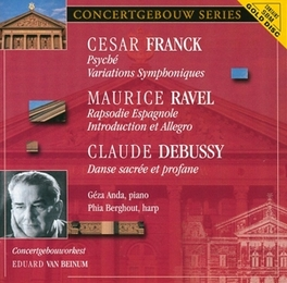 PSYCHE CONCERTGEBOUWORKEST/BEINUM Audio CD, C. FRANCK, CD